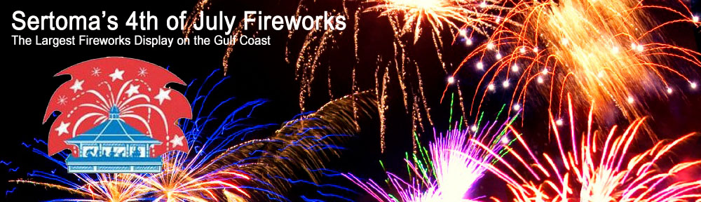 Pensacola Sertoma 4th of July Fireworks